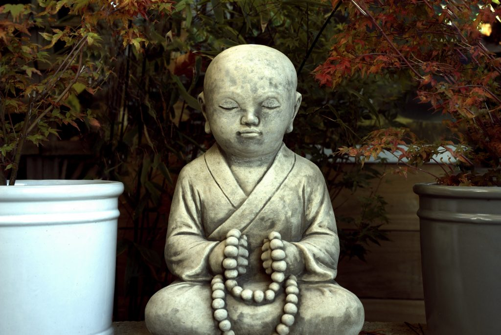 Meditation benefits.